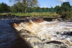 River Ayr at Catrine