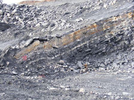 Underlying geology