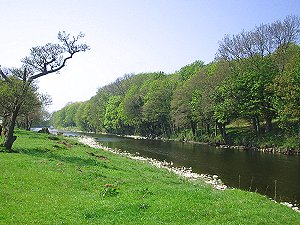 River Stinchar at Ballantrae