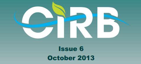CIRB Newsletter 6
