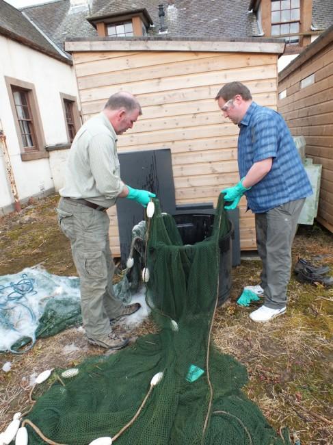Thorough decontamination of our equipment is essential.