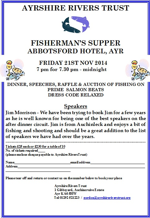 Fisherman's Supper 2014