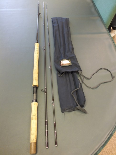 Lot 13  Bruce and Walker Salmon fly rod. (details to follow)