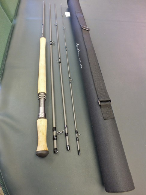 John Norris 12' fly rod, 4 piece. In very nice condition