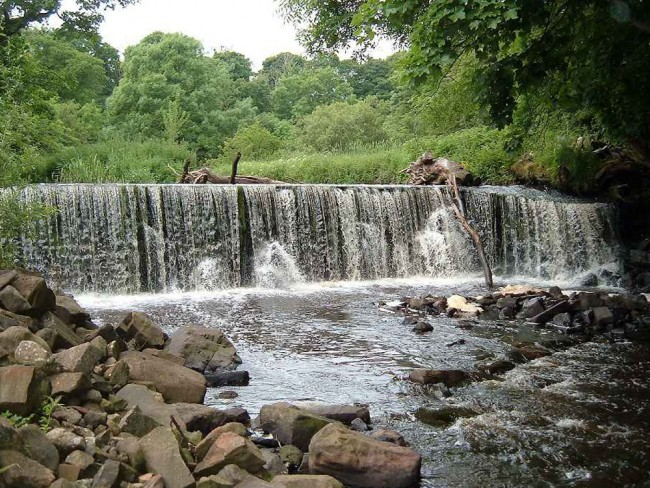 Seven Acres Weir